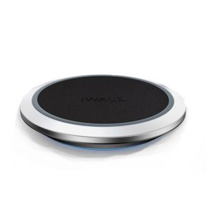 iWalk Leopard Wireless Charging Pad Black Image