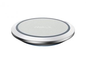 iWalk Leopard Wireless Charging Pad White Image