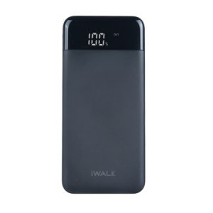 iWalk Urban with Smart LCD 10000mAh Black Image